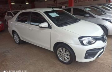 Toyota Etios Sedan X Plus 1.5 (Flex) (Aut)