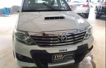 Toyota Hilux Sw4 3.0 Srv 4x4 7 Lugares 16V Turbo Intercooler