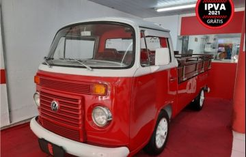 Volkswagen Kombi 1.6 Mi Pick-up CS 8V Gasolina 2p Manual