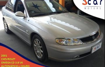 Chevrolet Omega 3.8 Sfi CD V6 12v