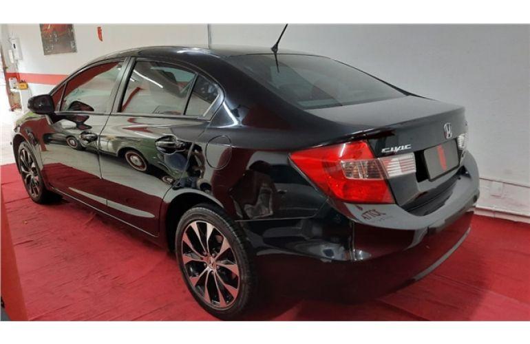 Honda Civic 2.0 LXR 16V Flex 4p Automático - Foto #5
