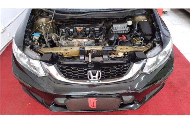 Honda Civic 2.0 LXR 16V Flex 4p Automático - Foto #9