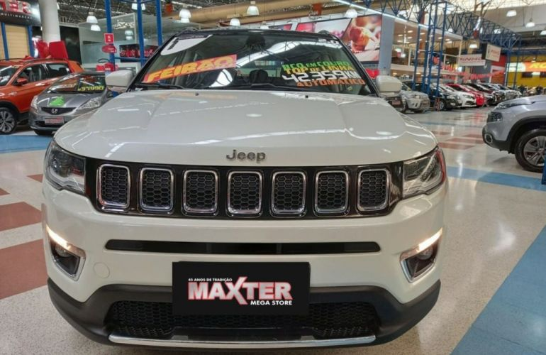 Jeep Compass 2.0 16V Limited 4x4 - Foto #2
