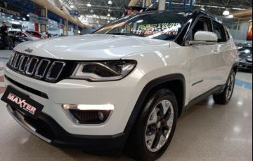 Jeep Compass 2.0 16V Limited 4x4 - Foto #3