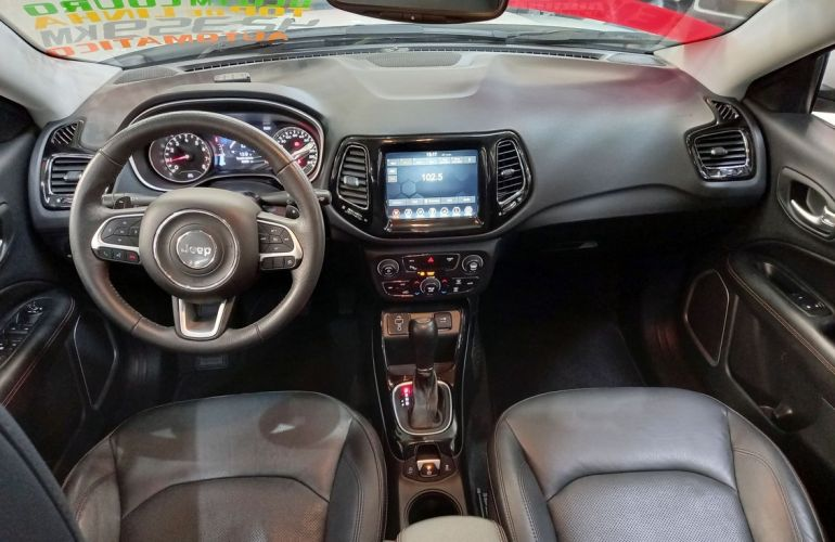 Jeep Compass 2.0 16V Limited 4x4 - Foto #4