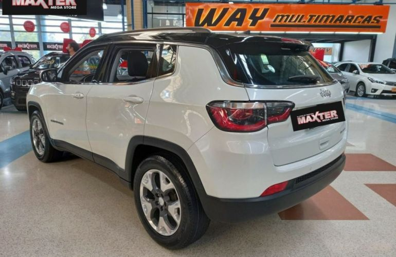 Jeep Compass 2.0 16V Limited 4x4 - Foto #8