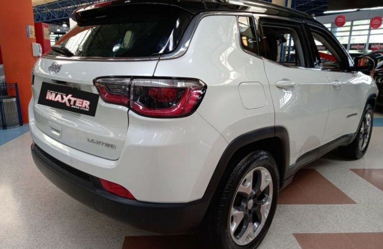 Jeep Compass 2.0 16V Limited 4x4 - Foto #10