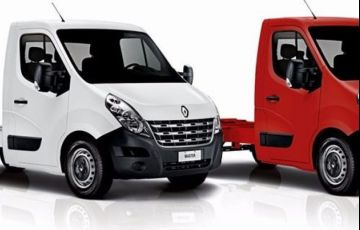 Renault Master Chassi Cabine L2H1 2.3 dCi