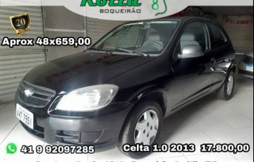Chevrolet Celta Life 1.0 MPFI 8V Flexpower