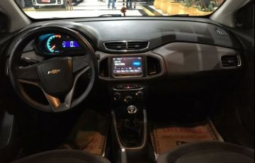 Chevrolet Prisma 1.0 MPFi LT 8v - Foto #8