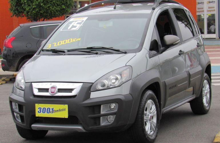 Fiat Idea 1.8 MPi Adventure 16v - Foto #1