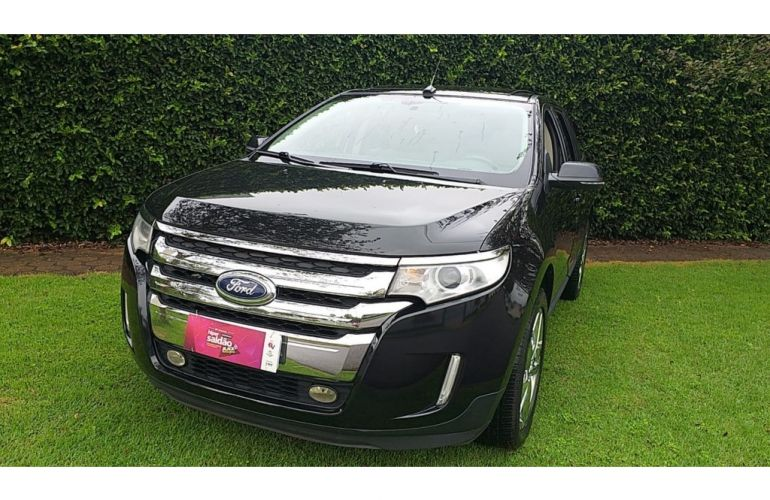Ford Edge Limited 3.5 4WD - Foto #2