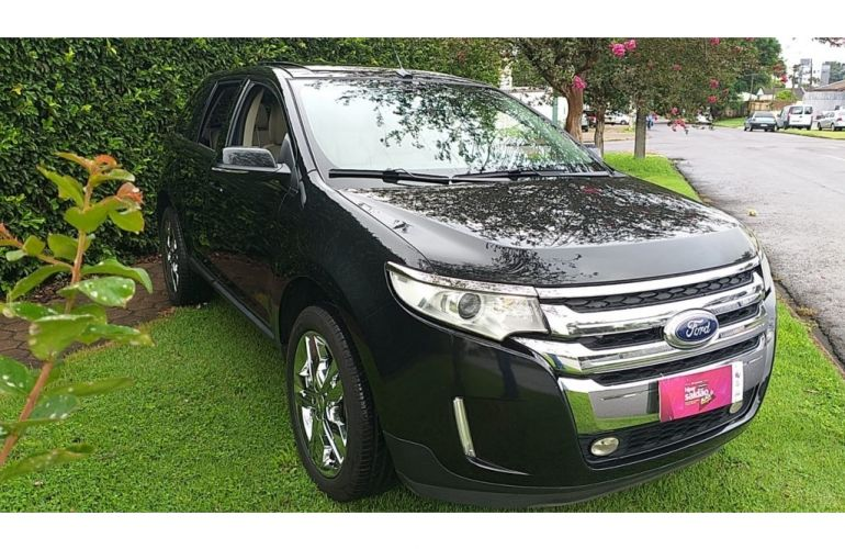 Ford Edge Limited 3.5 4WD - Foto #5