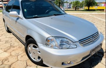 Honda Civic Coupe LX 1.6 16V