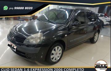 Renault Clio 1.6 Expression Sedan 16v