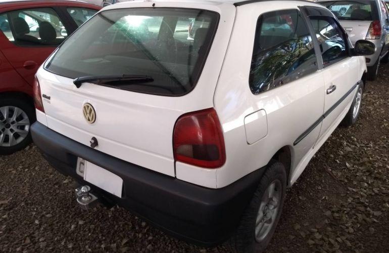 Volkswagen Gol 1.0 8V 2p - Foto #6