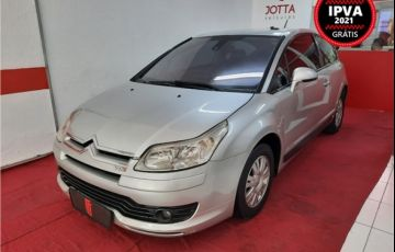 Citroën C4 2.0 I Vtr 16V Gasolina 2p Manual