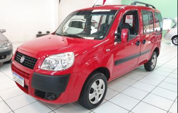 Fiat Doblò Attractive 1.4 8V (Flex)