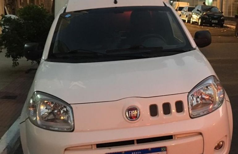 Fiat Fiorino Furgão 1.4 Evo (Flex) - Foto #6