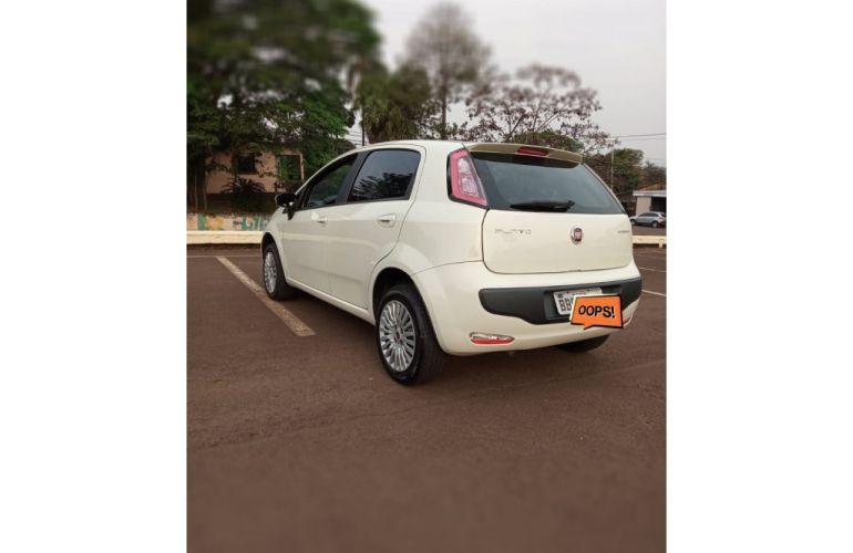 Fiat Punto Attractive 1.4 (Flex) - Foto #7