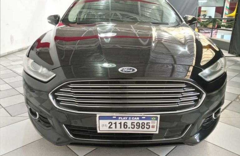 Ford Fusion 2.0 Titanium AWD 16v - Foto #1