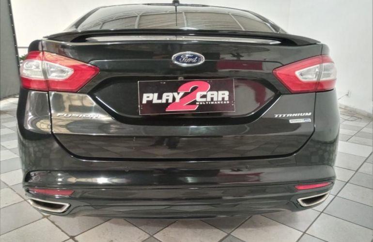Ford Fusion 2.0 Titanium AWD 16v - Foto #5