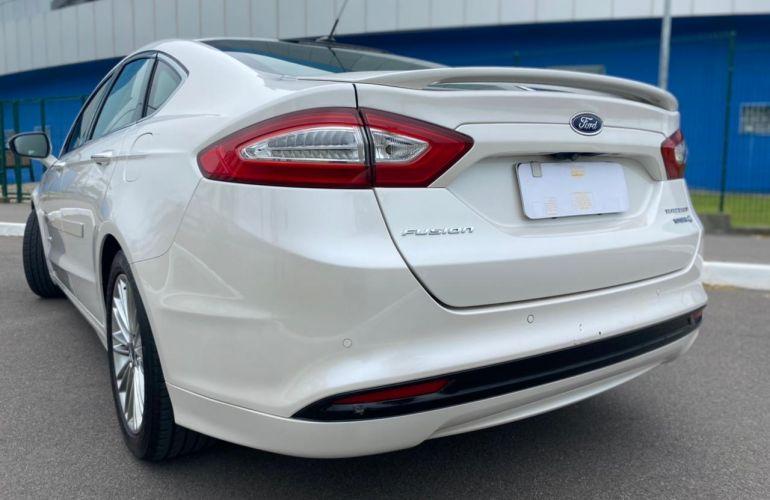 Ford Fusion 2.0 16V Hybrid Titanium (Aut) - Foto #4