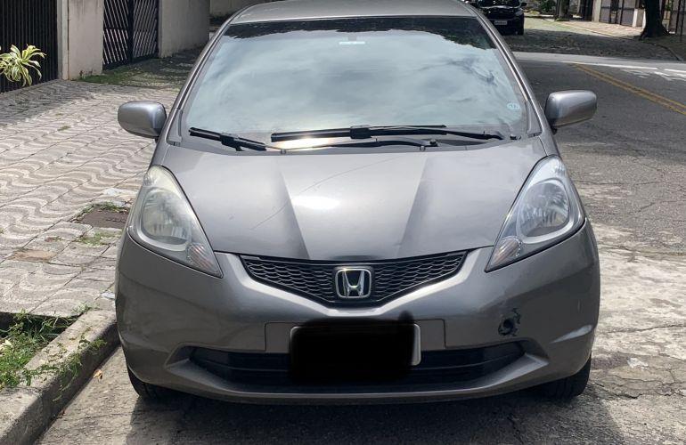 Honda New Fit LXL 1.4 (flex) (aut) - Foto #1
