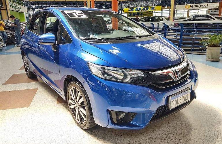 Honda Fit 1.5 EXL 16v - Foto #1