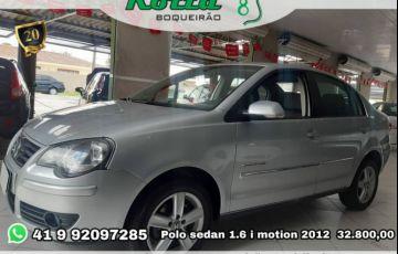 Volkswagen Polo I-Motion 1.6 Mi 8V Total Flex