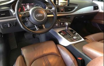 Audi A7 Sportback Ambiente Quattro S-tronic 3.0 TFSI 24V - Foto #8