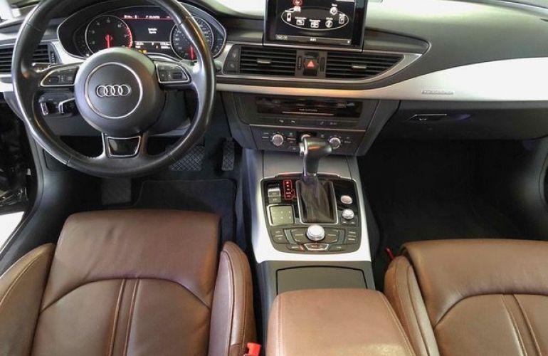 Audi A7 Sportback Ambiente Quattro S-tronic 3.0 TFSI 24V - Foto #9