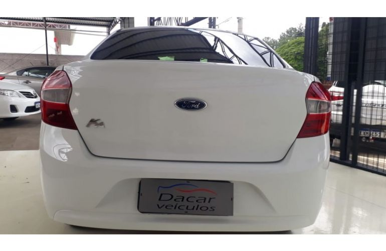 Ford Ka Sedan 1.0 Se - Foto #7