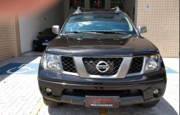 Nissan Frontier 2.5 SE Attack 4x4 CD Turbo Eletronic