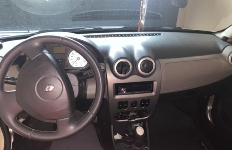 Renault Sandero Privilège 1.6 16V (flex) - Foto #3