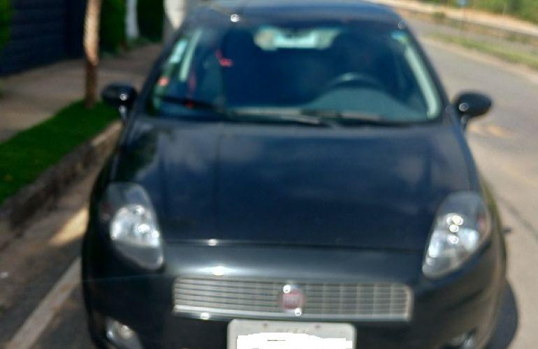 Fiat Punto Sporting 1.8 16V (Flex) - Foto #2