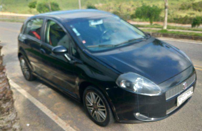 Fiat Punto Sporting 1.8 16V (Flex) - Foto #10