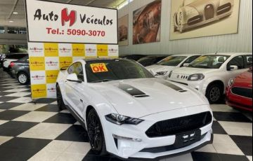 Ford Mustang 5.0 V8 Ti-vct Black Shadow Selectshift