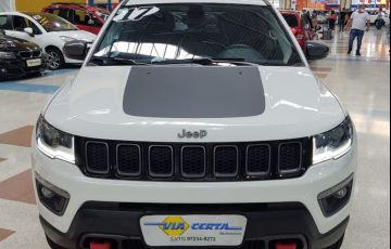 Jeep Compass 2.0 16V Trailhawk 4x4 - Foto #7