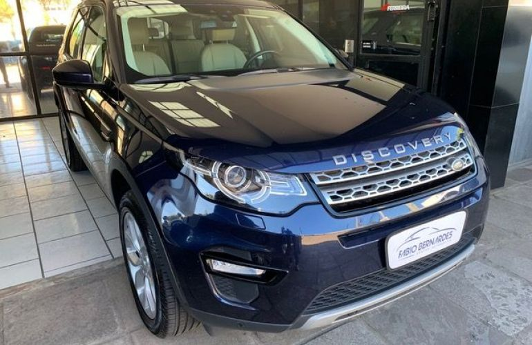 Land Rover Discovery Sport HSE 2.0 16V - Foto #1