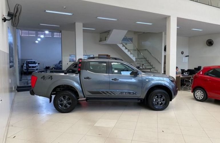 Nissan Frontier ATTACK 2.3 16V TURBO CD 4X4 - Foto #3