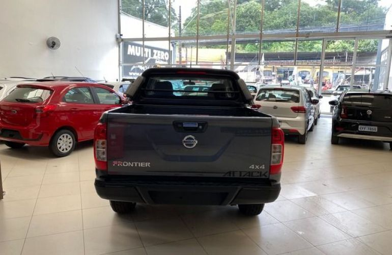 Nissan Frontier ATTACK 2.3 16V TURBO CD 4X4 - Foto #10