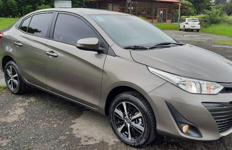 Toyota Yaris Sedan 1.5 XS Connect CVT - Foto #9