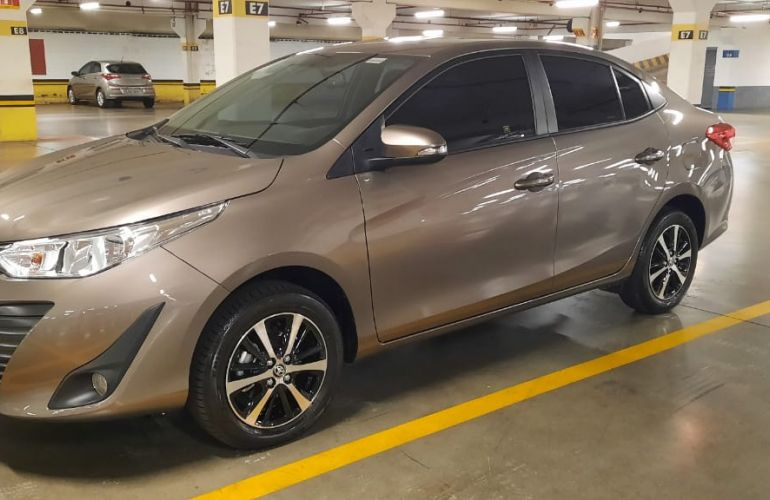 Toyota Yaris Sedan 1.5 XS Connect CVT - Foto #10