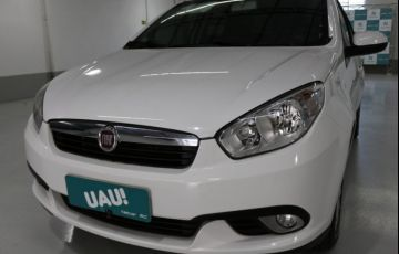 Fiat Grand Siena Attractive 1.4 Evo (Flex)
