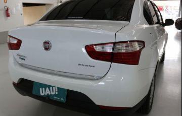 Fiat Grand Siena Attractive 1.4 Evo (Flex) - Foto #4