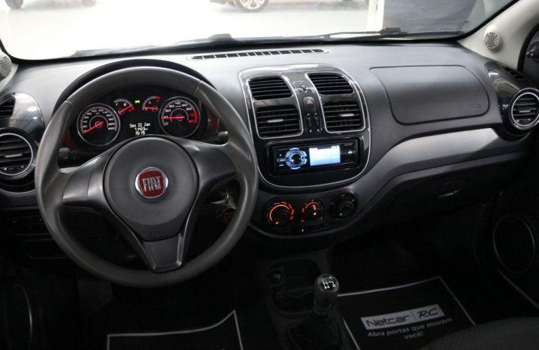 Fiat Grand Siena Attractive 1.4 Evo (Flex) - Foto #8