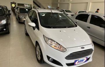 Ford New Fiesta Hatch SE 1.6 16V (Flex)