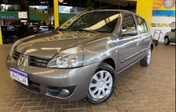 Renault Clio Hatch. Authentique 1.6 16V (flex)