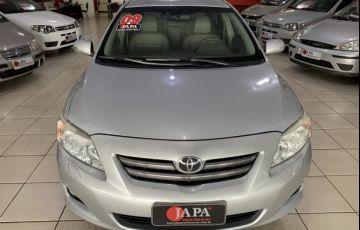 Toyota Corolla Sedan SEG 1.8 16V (aut)